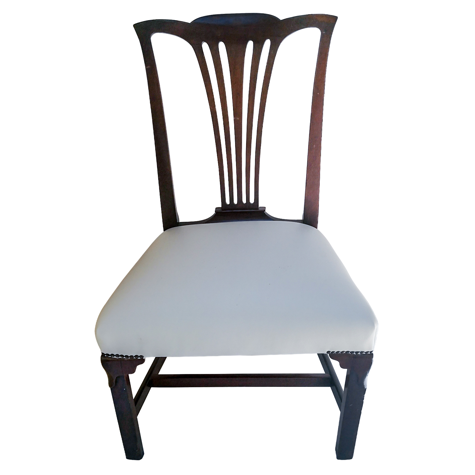 Antique Georgian Dining Chair Two Design Lovers