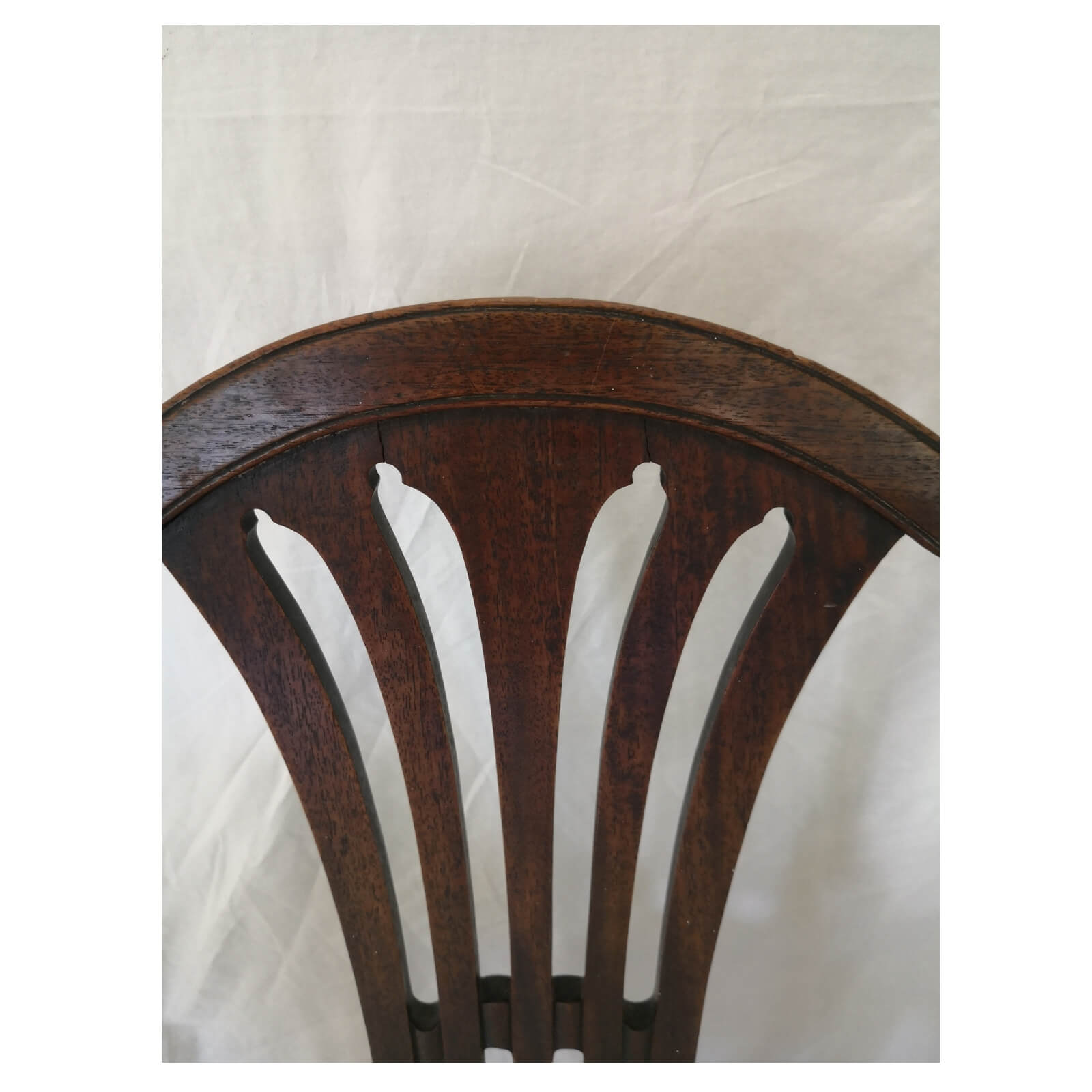 two design lovers Antique Georgian dining chair