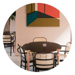 Two Design Lovers Dining Chairs category circle