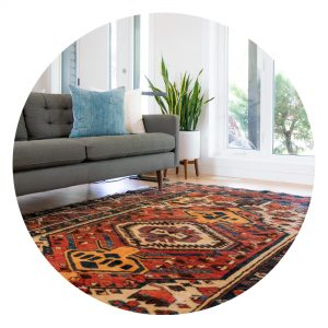 Two Design Lovers Rugs category circle