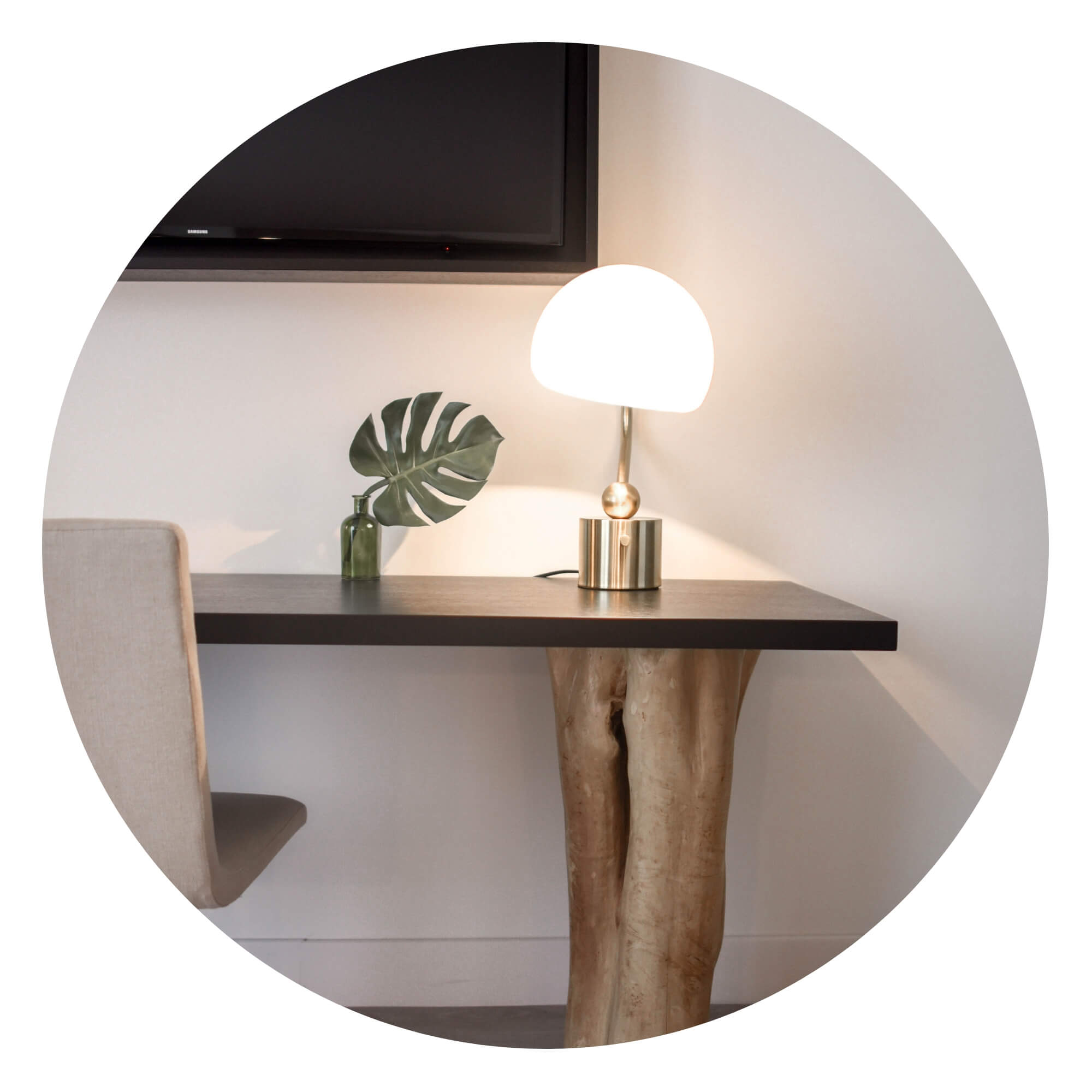 Two Design Lovers Table Category circle