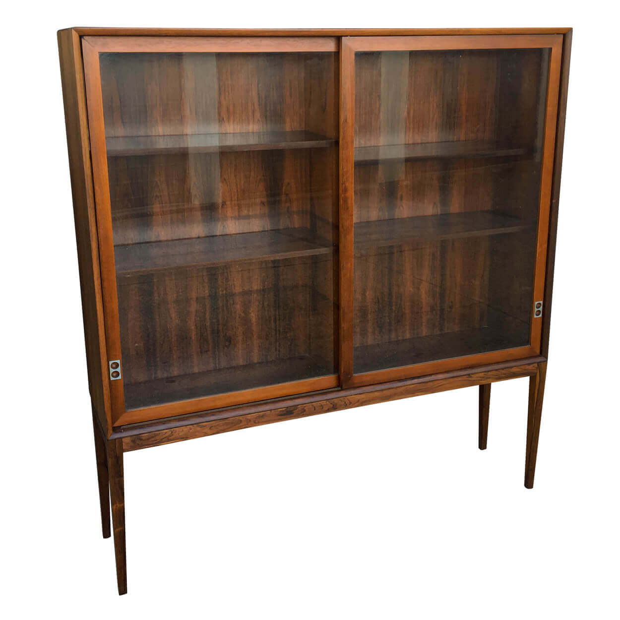 Great Dane rosewood cabinet front