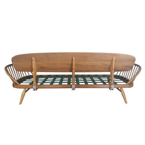 Two Design Lovers Original Ercol Studio Sofa back no cushion