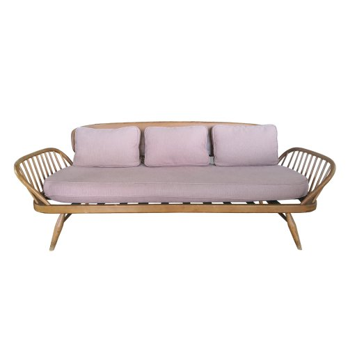 Two Design Lovers Original Ercol Studio Sofa front