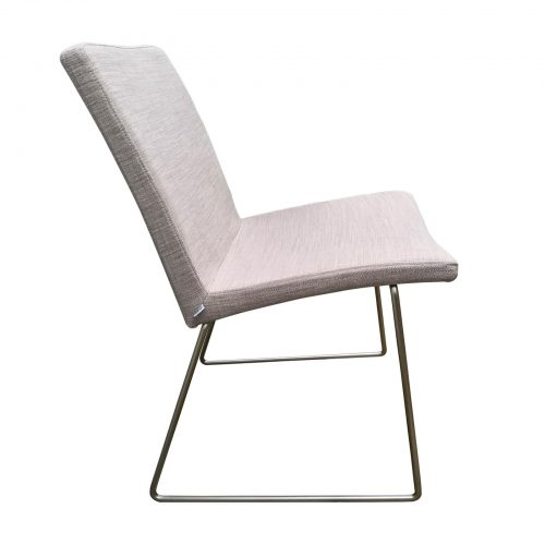 Two Design Lovers - Bo Concept dining chair side