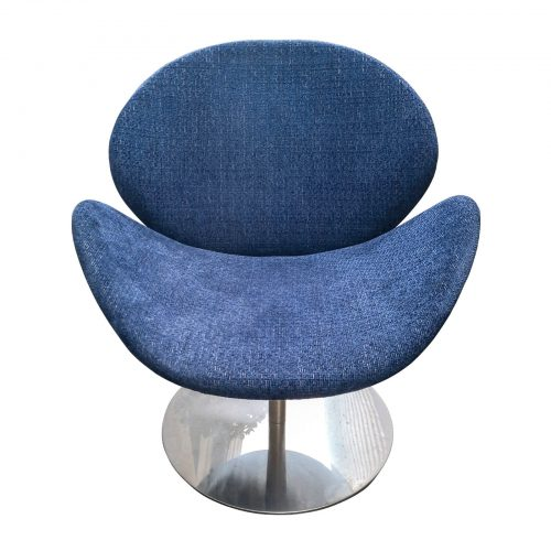 Two Design Lovers - Bo Concept Swivel Chair front