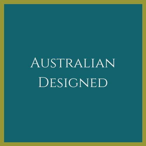 Australian Designed