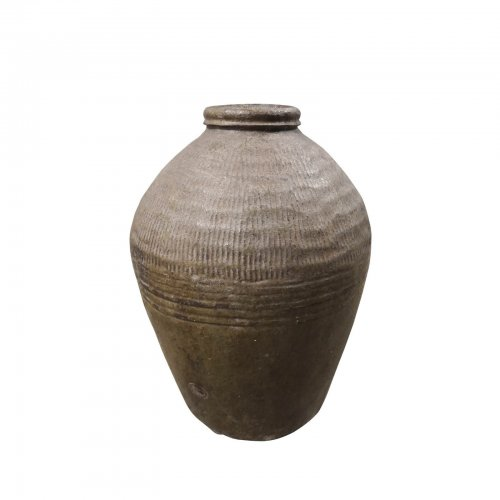 Two Design Lovers Sumatran earthenware pot small 1
