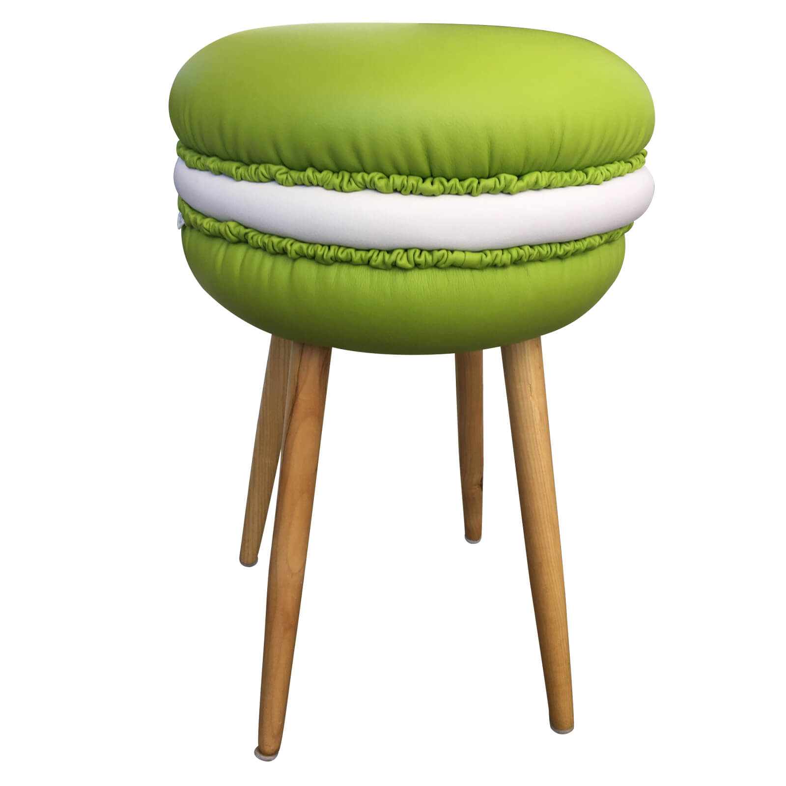 Two Design Lovers Makastool green