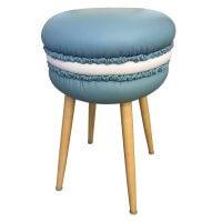 Two Design Lovers Makastool blue
