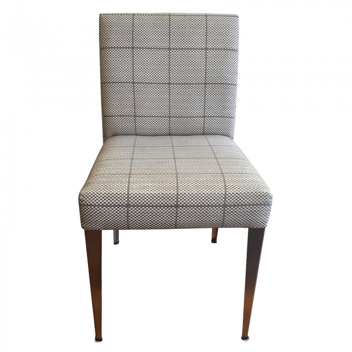 Two Design Lovers Upholstered Dining Chair Front