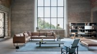 Two Design Lovers Cassina contemporary living room 2019
