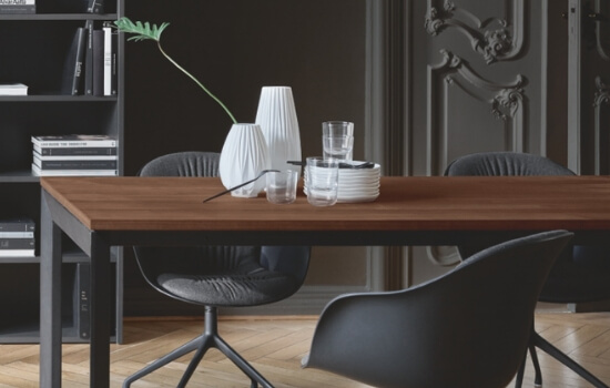 Two Design Lovers Bo Concept contemporary furniture