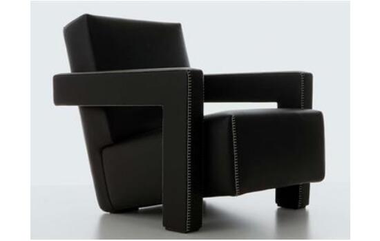Two Design Lovers Cassina Utrecht chair by Gerrit Rietveld