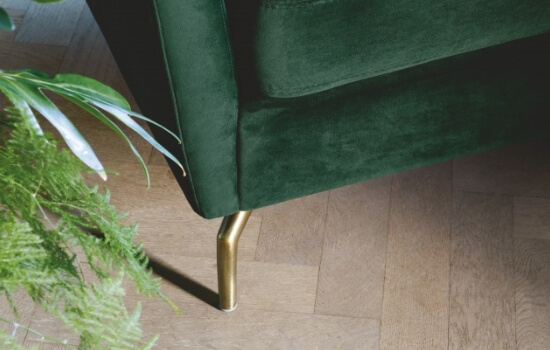Two Design Lovers Bo Concept sofa detail