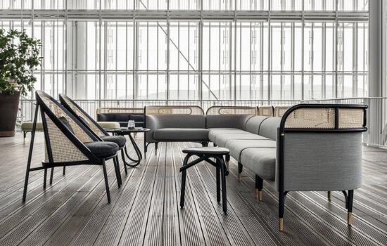Two Design Lovers Sydney Thonet bent wood designer spotlight targus sofa