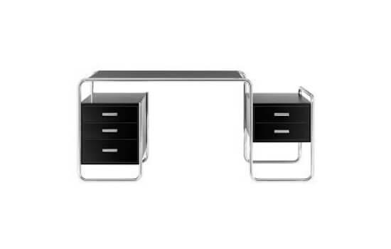 Two Design Lovers Sydney Thonet bent wood designer spotlight breuer desk