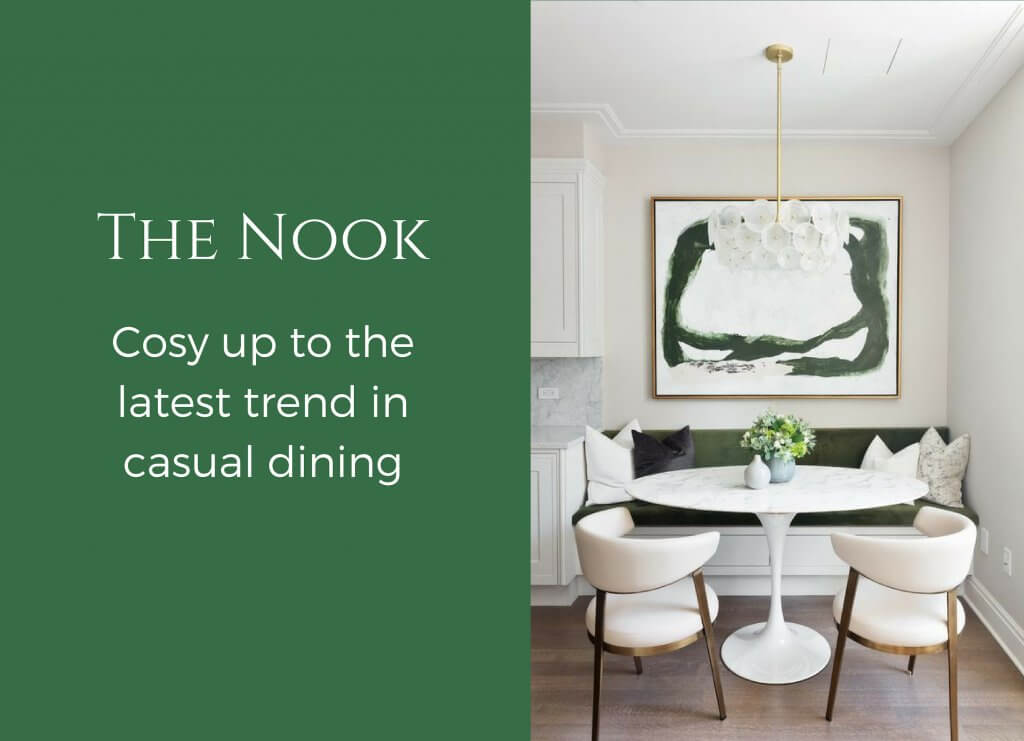 Two Design Lovers homepage The Edit The Nook
