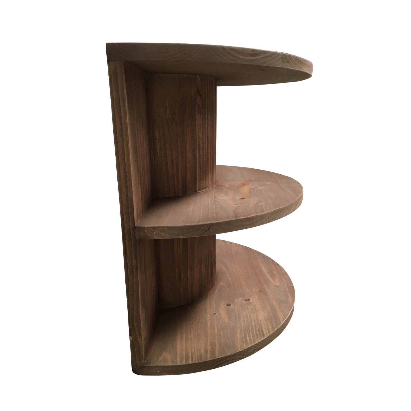 Two Design Lovers Parker timber side table