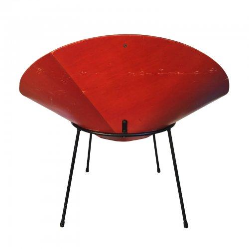 Kone Chair Roger McLay -Back