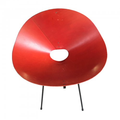 Kone Chair Roger McLay -Front