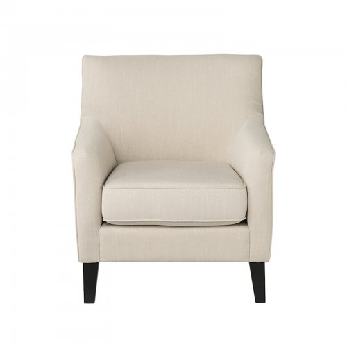 Two Design Lovers Mayvn Interiors Preston Armchair Papyrus front