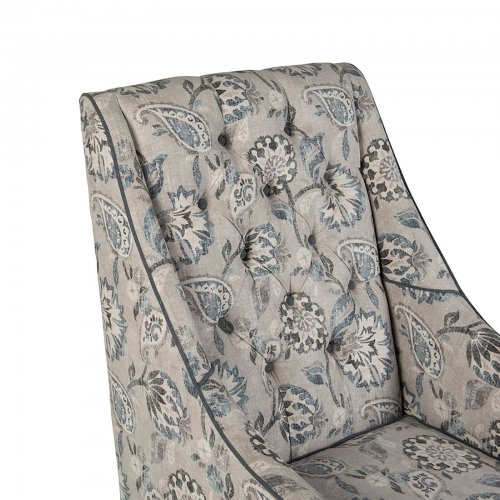 Two Design Lovers Mayvn Interiors Tennyson Armchair Seraphine detail