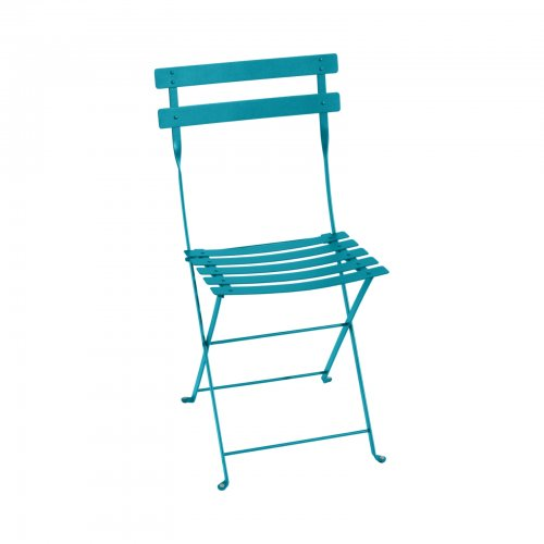 Two Design Lovers Fermob Bistro chair in turquoise