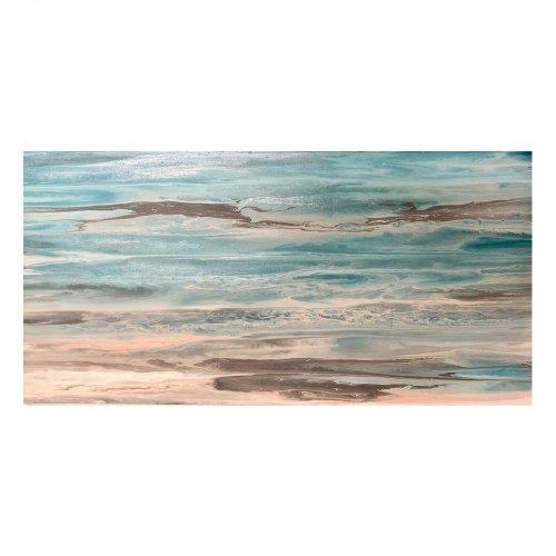 Two Design Lovers Dee Ryan Wild Divine Studio Shallows acrylic on canvas
