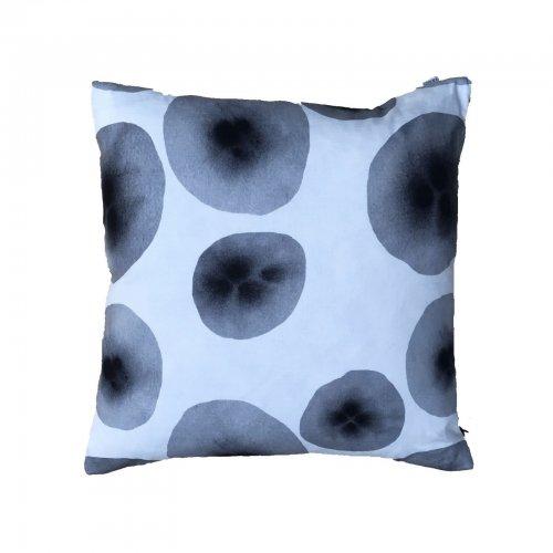 Two Design Lovers Jak & Co Black Pebble cushion front