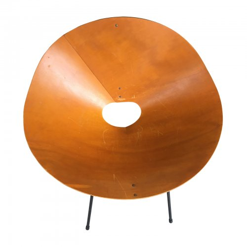 Kone Chair Roger McLay - natural front