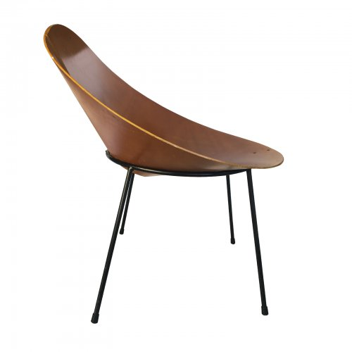Kone Chair Roger McLay - natural side