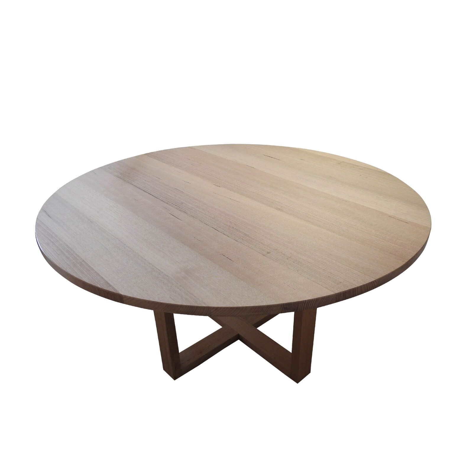 Two Design Lovers Cabarita designs Reverie Victorian Ash round dining table top view