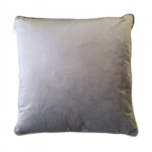 Two Design Lovers Mayvn Sawyer cushion Nickel grey