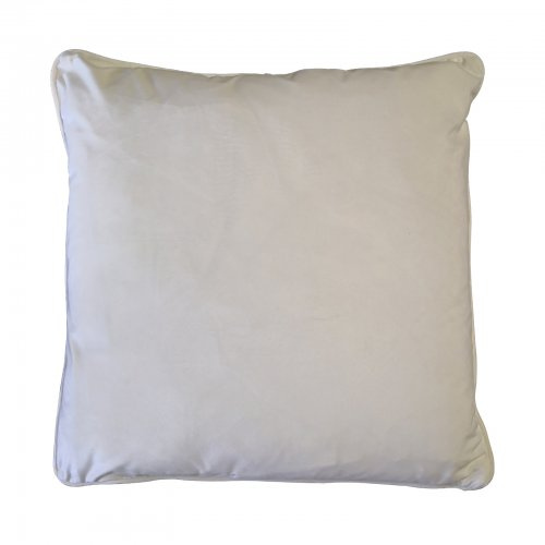 Two Design Lovers Mayvn Sawyer cushion Whisper white