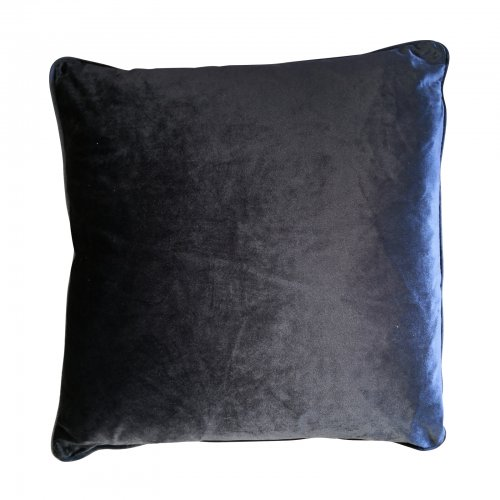 Two Design Lovers Mayvn Sawyer cushion Baltic navy blue