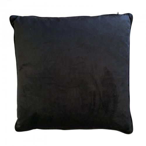 Two Design Lovers Mayvn Sawyer cushion Shadow black
