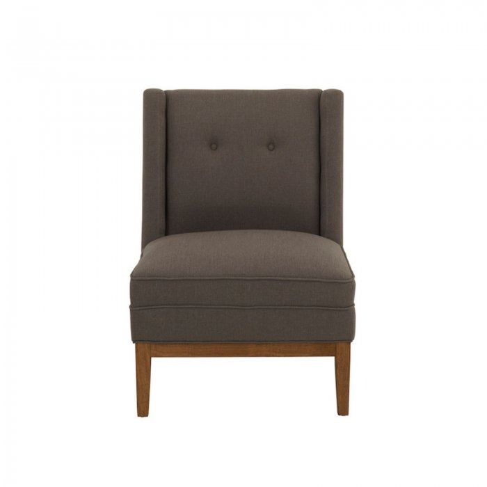 Two Design Lovers Renton cement armchair front