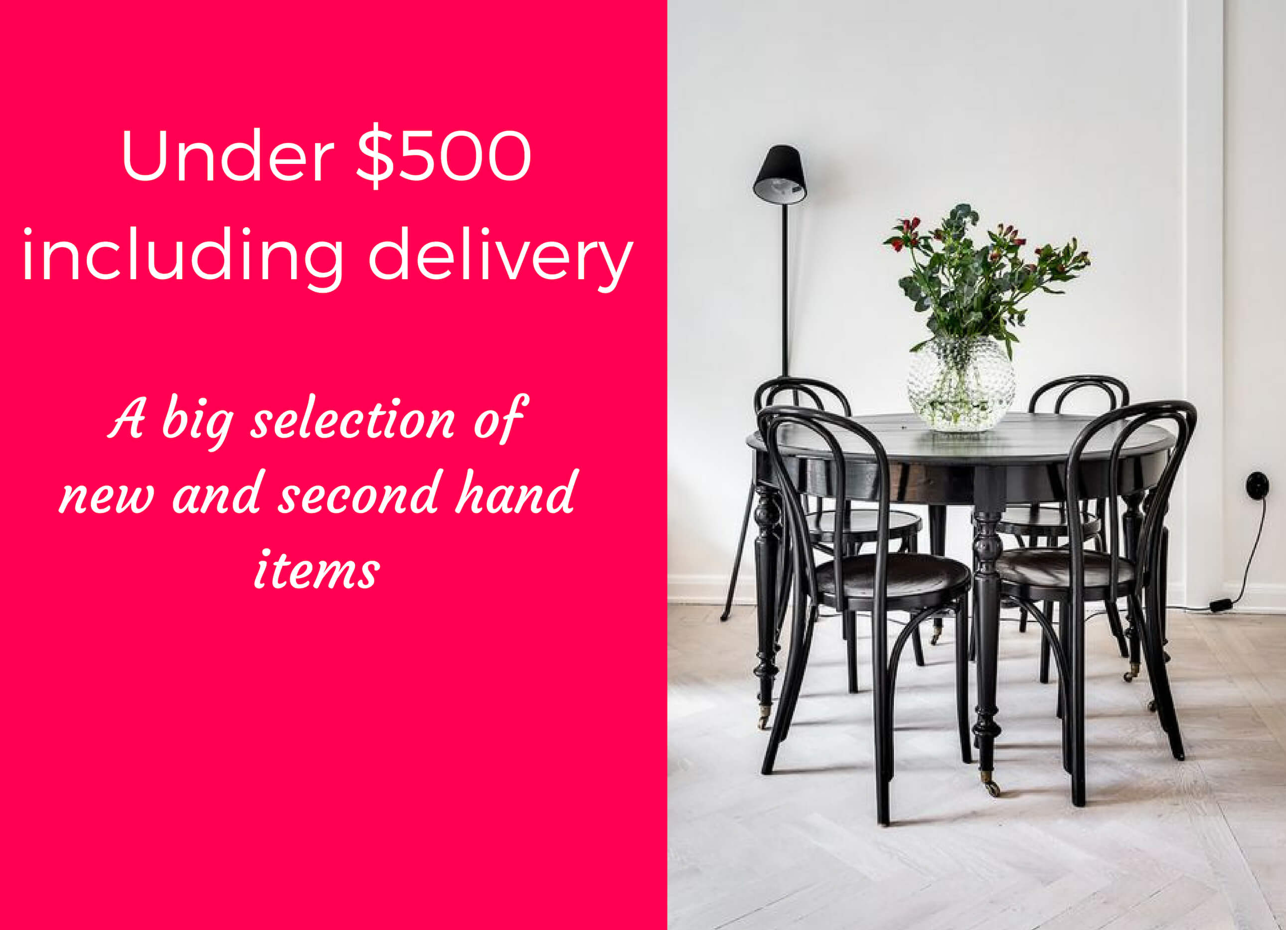 Two Design Lovers The Edit Under 500