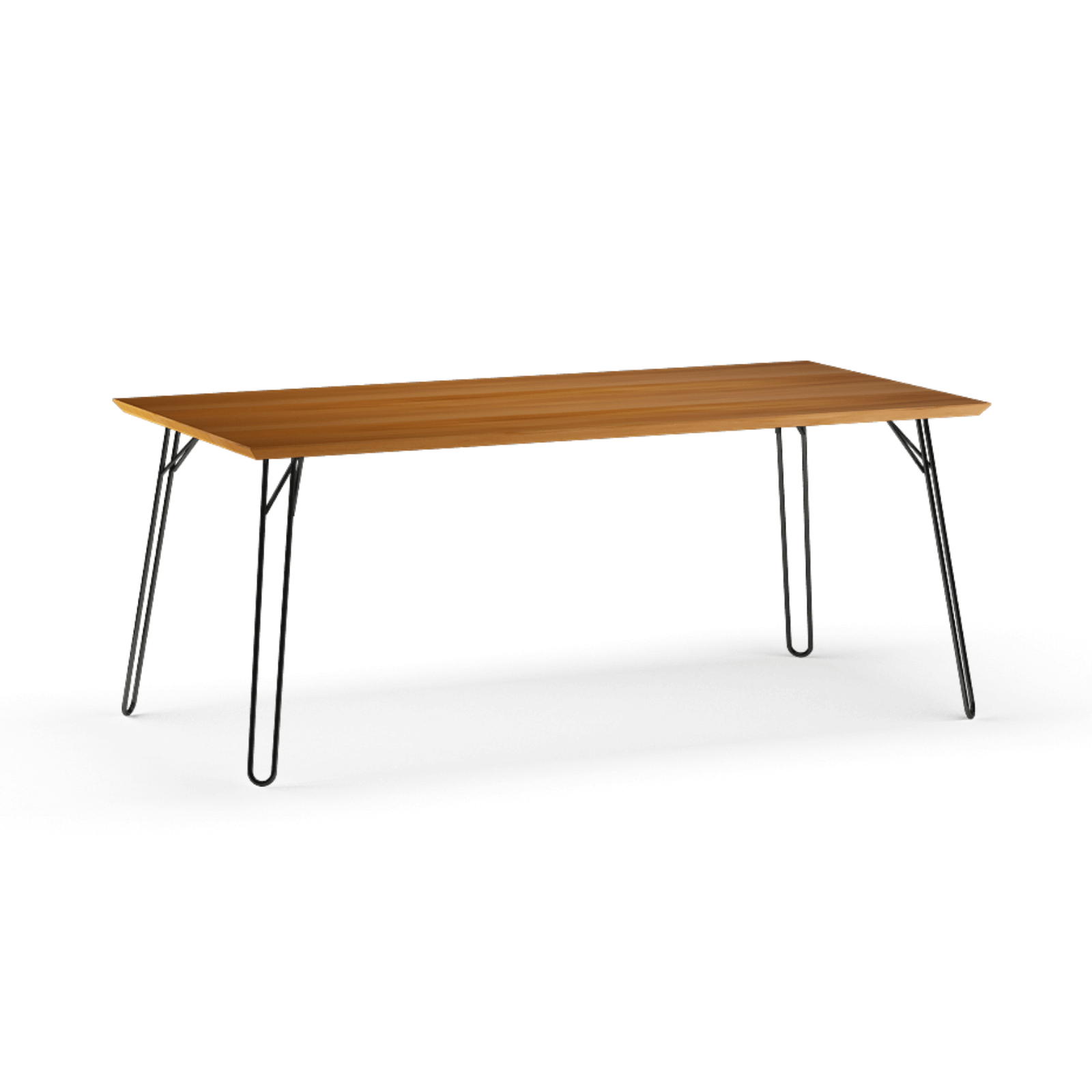 Two Design Lovers Reddie furniture willy dining table 180cm