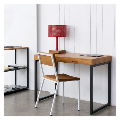 Two Design Lovers Reddie furniture Suzy dining chair at desk