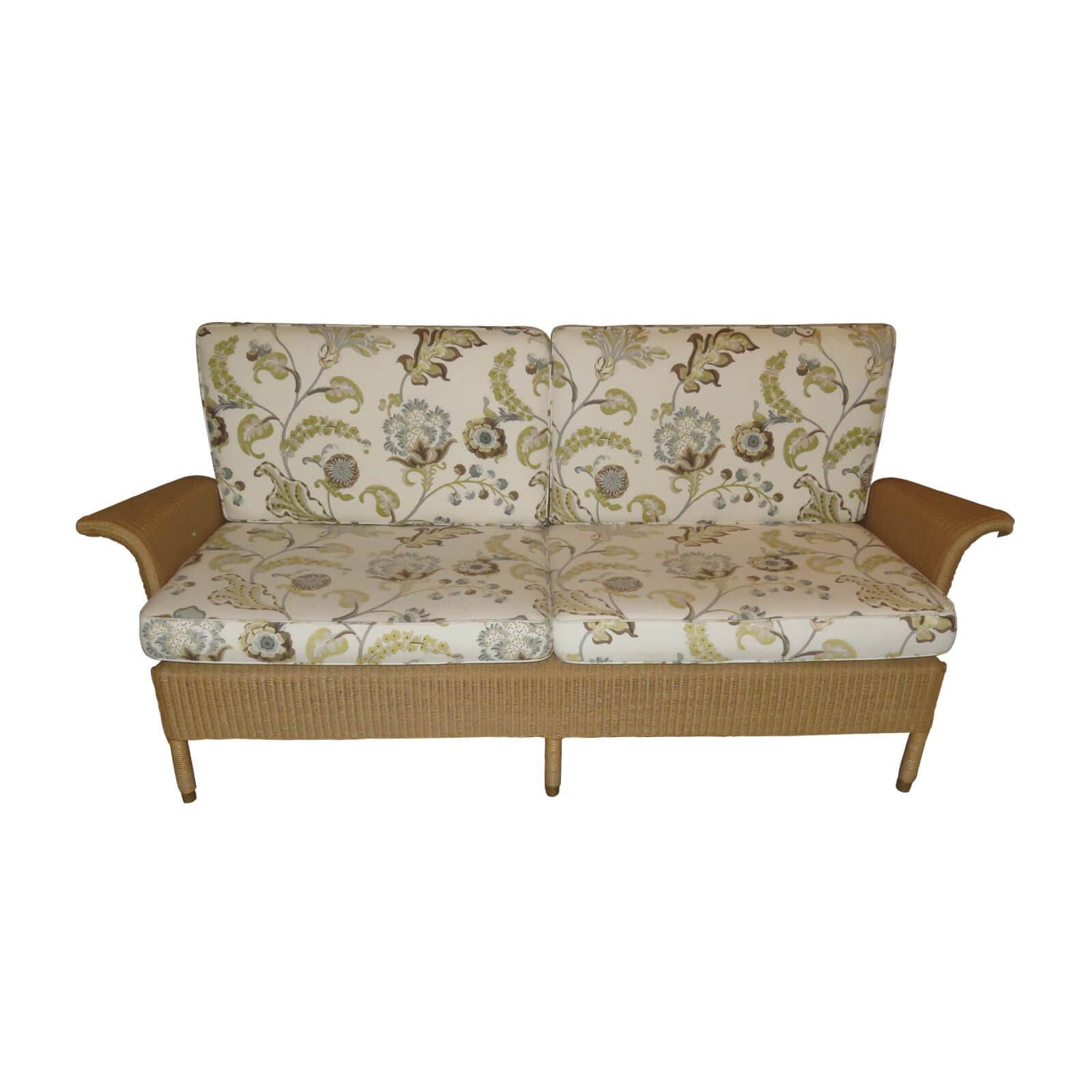Two Design Lovers Cotswold Furniture sofa with cushions