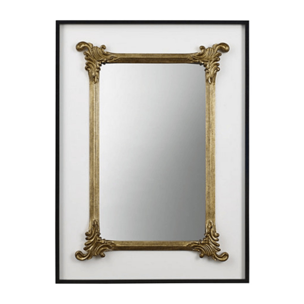 Two Design Lovers Sylvan Mirror
