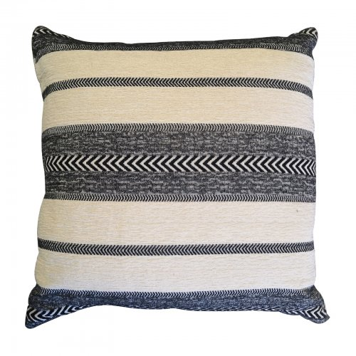 Two Design Lovers Bandhini Designs cushion striped