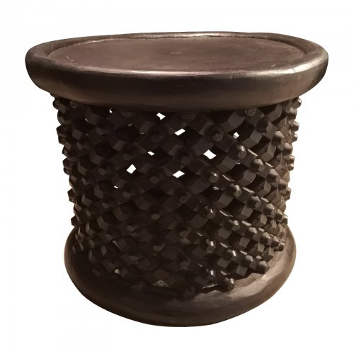 Two Design Lovers Bamileke table 54cm