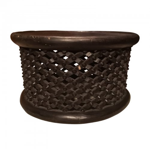 Two Design Lovers Bamileke table 75cm