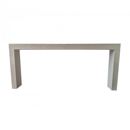 Two Design Lovers slim console
