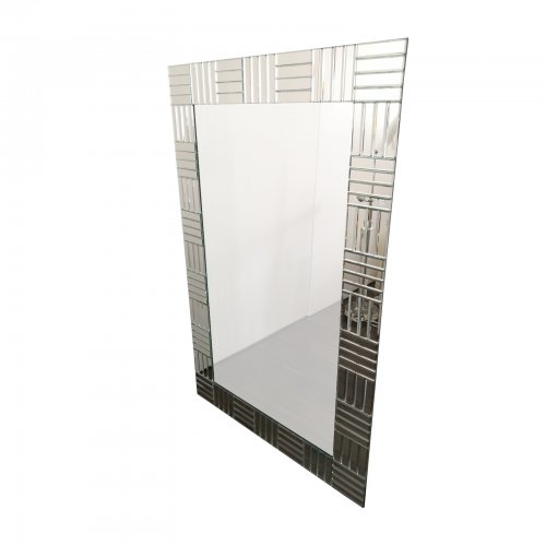Two Design Lovers bevelled edge designer mirror