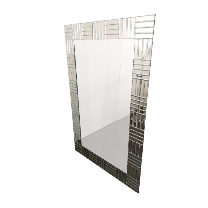 Two Design Lovers bevelled edge designer mirror
