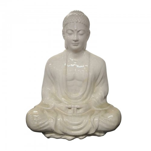 two design lovers ceramic buddha